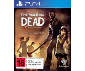 The Walking Dead: The Complete First Season | PS4 Secundaria | 4.1GB