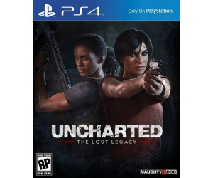 UNCHARTED: The Lost Legacy | PS4 Principal | 46GB