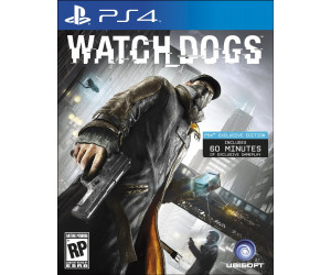 Watch Dogs   PS4 Secundaria   18GB