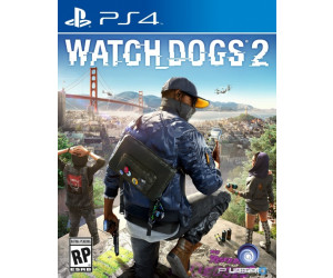 Watch Dogs 2 | PS4 Secundaria | 24.8GB
