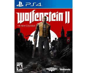 Wolfenstein II: The New Colossus | PS4 Principal | 42.92GB
